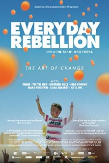 Poster for Everyday Rebellion