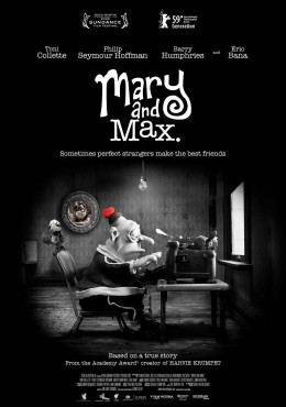 Poster for Mary and Max