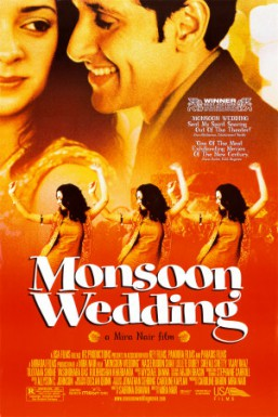 Poster for Monsoon Wedding