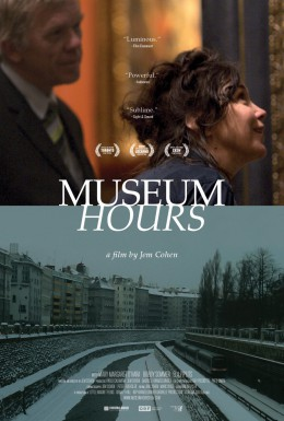 Poster for Museum Hours