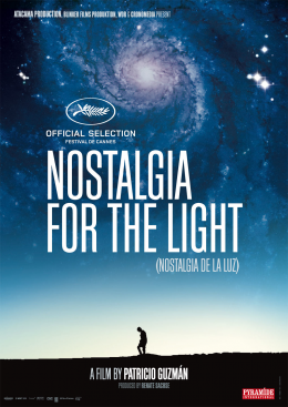 Poster for Nostalgia de la luz (Nostalgia for the Light)