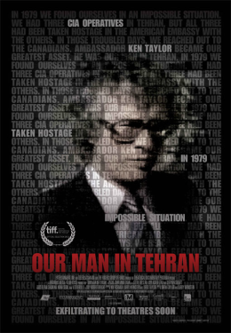Poster for Our Man in Tehran