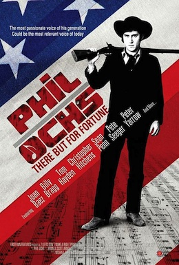 Poster for Phil Ochs: There But for Fortune