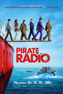 Poster for Pirate Radio