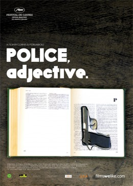 Poster for Police, Adjective
