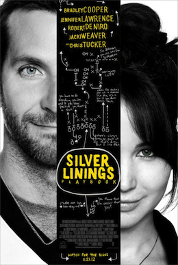 Poster for Silver Linings Playbook