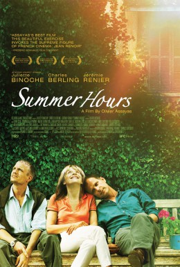 Poster for Summer Hours
