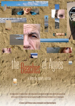 Poster for The Beaches of Agnes