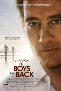 Poster for The Boys are Back