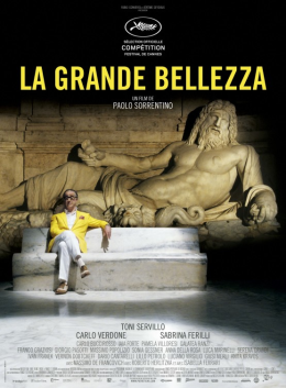 Poster for La grande bellezza (The Great Beauty)