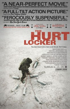 Poster for The Hurt Locker
