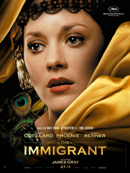 Poster for The Immigrant