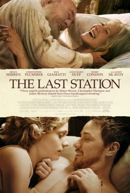 Poster for The Last Station