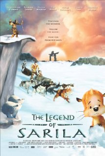 Poster for The Legend of Sarila