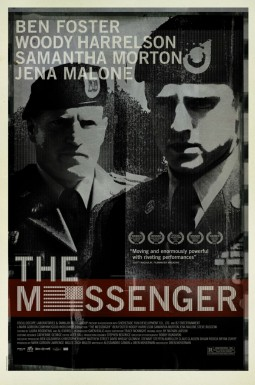 Poster for The Messenger