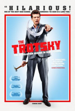 Poster for The Trotsky