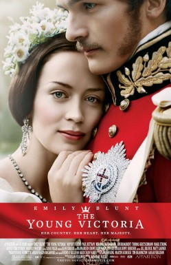 Poster for The Young Victoria