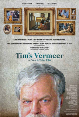 Poster for Tim's Vermeer