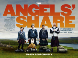 Poster for The Angels' Share