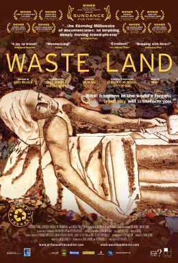 Poster for Waste Land