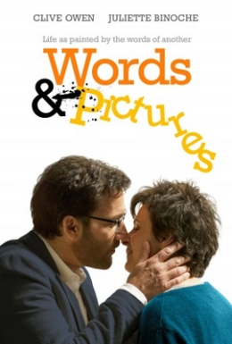 Poster for Words and Pictures