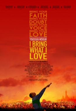Poster for Youssou N'Dour: I Bring What I Love
