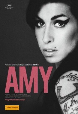 Poster for Amy