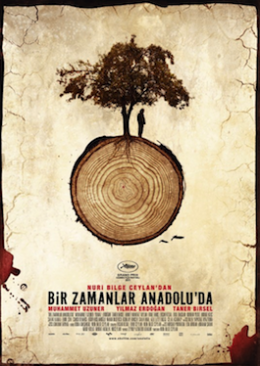 Poster for Bir zamanlar Anadolu'da (Once Upon a Time in Anatolia)