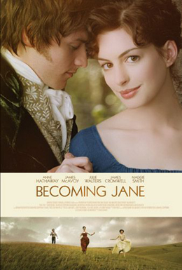 Poster for Becoming Jane