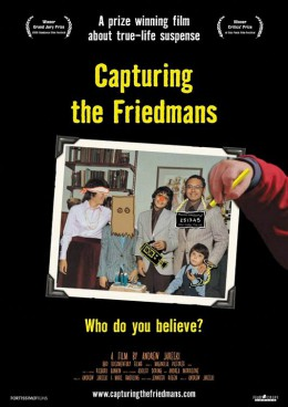 Poster for Capturing the Friedmans