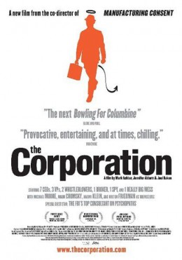 Poster for The Corporation