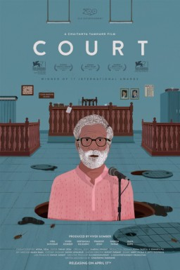 Poster for Court