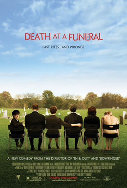 Poster for Death at a Funeral