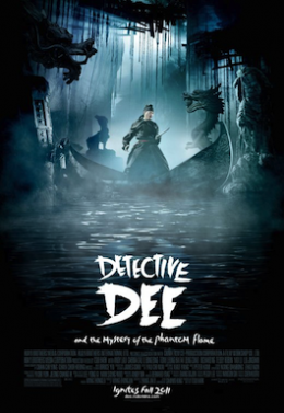 Poster for Di Renjie (Detective Dee and the Mystery of the Phantom Flame)