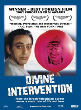 Poster for Divine Intervention