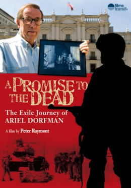 Poster for A Promise to the Dead: The Exile Journey of Ariel Dorfman