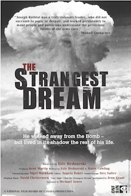Poster for The Strangest Dream
