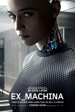 Poster for Ex Machina