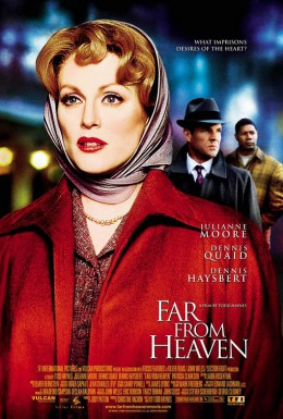 Poster for Far From Heaven