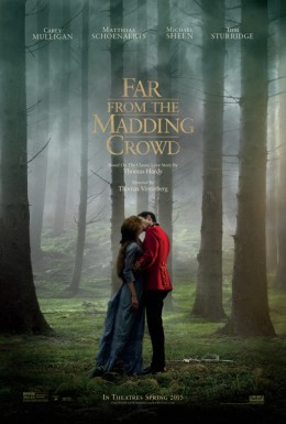 Poster for Far from the Madding Crowd