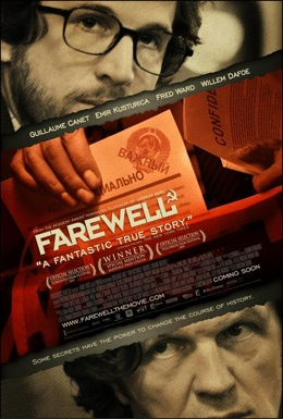 Poster for L'affaire 'Farewell' (Farewell)