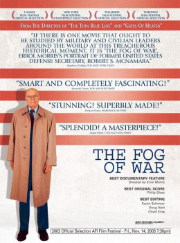 Poster for The Fog of War