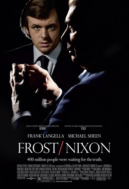Poster for Frost/Nixon