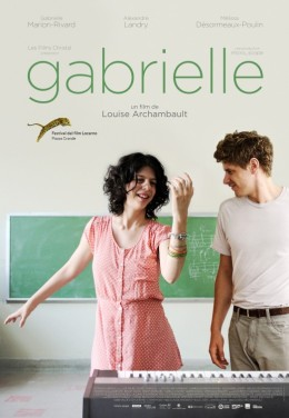 Poster for Gabrielle