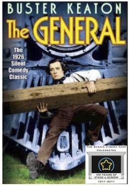 Poster for The General