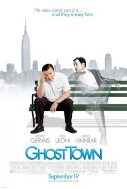Poster for Ghost Town