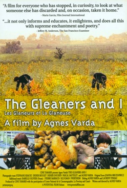 Poster for Les glaneurs et la glaneuse (The Gleaners and I)