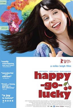 Poster for Happy Go Lucky