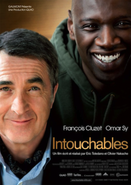 Poster for Intouchables (The Intouchables)