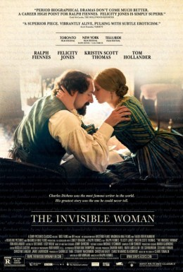 Poster for The Invisible Woman